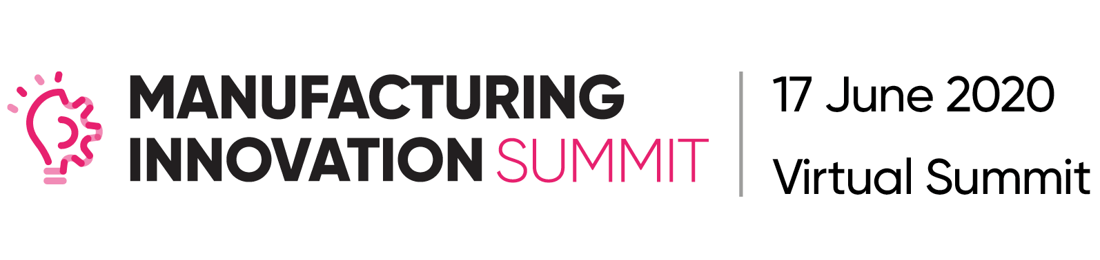 Manufacturing Innovation Summit logo